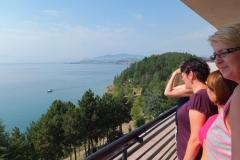 Nasz hotel - INEX Gorica - był głównym miejscem festiwalowych zmagań. Fot. Klaudia Kalita