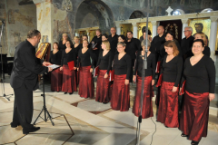…aż przyszedł czas na nas. Fot. Ohrid Choir Festival