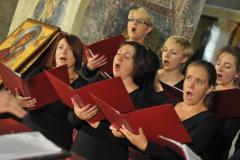 Magnificat Cristobala de Morales – od pierwszych sopranów… Fot. Ohrid Choir Festival