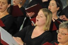 …przez drugie soprany… Fot. Ohrid Choir Festival