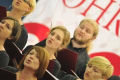 …do gry takiej… no… Fot. Ohrid Choir Festival
