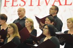 …co z tego będzie,… Fot. Ohrid Choir Festival
