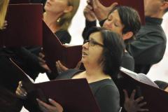 …nie w takich tonacjach… Fot. Ohrid Choir Festival