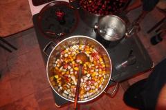 Ostatni wieczór – sangria w wersji macedońskiej,… Fot. Klaudia Kalita