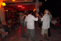 …tańce i śpiewy. Fot. Klaudia Kalita