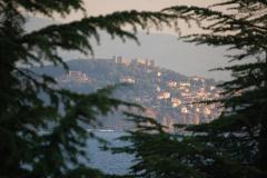 Ochryda, miasto i jezioro – jedyny macedoński punkt na Liście Światowego Dziedzictwa UNESCO. Fot. Anna Potapowicz