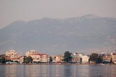 To także jeden z najważniejszych kurortów na Bałkanach, położony u stóp gór niczym San Remo. Fot. Anna Potapowicz