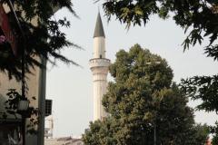 …na drugim – meczet. Fot. Ancja Łabuszewska