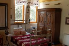 Tak mogło wyglądać mieszkanie zamożnej albańskiej rodziny ze Skopje na początku XX w. Fot. Anna Potapowicz