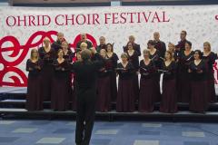 """…miasto festiwalowe (patrz – galeria """"Ohrid Choir Festival""""). Fot. Artur Mikołajewski"""