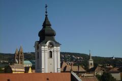 Dachy pięknego Peczu,… Fot. Piotr Bocian