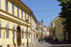 Ruszamy dalej: uliczka,… Fot. Ancja Łabuszewska