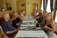 Restauracja w Zsolnay Cultural Quarter– najlepsza w mieście, bez dwóch zdań. Fot. Anna Potapowicz