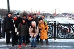 ...i na nas na tle Kremla. Fot. Piotr Węgiełek