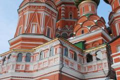 Symbol Moskwy i prawosławia jest jednocześnie wyjątkiem od reguły: to nie jest cerkiew i nie klasztor, to 9 maleńkich cerkwi zbudowanych jednocześnie w jednym budynku w połowie XVI w. Fot. Piotr Węgiełek