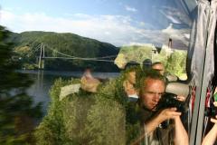 Wkrótce będziemy w Bergen. Foto: Maria Boratyńska