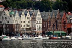 Bergen to norweski Kraków – przed wiekami główne miasto kraju, dziś jego kulturalna stolica (nota bene Europejska Stolica Kultury 2000, razem z Krakowem). Foto: Anna Potapowicz