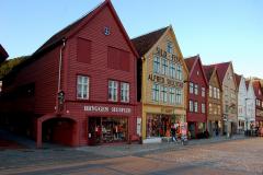 Dziś jest to największa atrakcja Bergen, oczywiście wpisana na Listę UNESCO. Foto: Anna Potapowicz