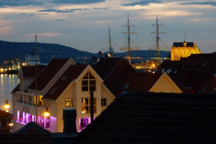Bergen by night? Foto: Piotr Maculewicz