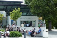Muzeum Edvarda Muncha - obowiązkowy punkt programu. Foto: Piotr Maculewicz