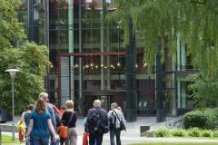 Pierwszy koncert w Bibliotece Uniwersytetu w Oslo… Foto: Piotr Maculewicz