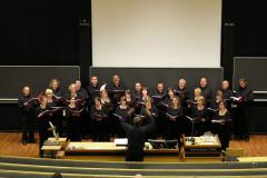 Koncert na Uniwersytecie w Oslo. Foto: Piotr Gawroński