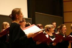 Koncert na Uniwersytecie w Oslo. Foto: Maria Boratyńska