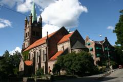 Drugi koncert w Oslo zaśpiewaliśmy w kościele Gronland, jednym z najważniejszych w stolicy Norwegii. Foto: Maria Boratyńska