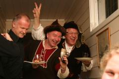 …norweski chór wpadł prosto z koncertu na Festiwalu Średniowiecza… Foto: Maria Boratyńska