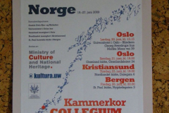 Kilka dni później zaśpiewaliśmy w Kristiansund… Foto: Ancja Łabuszewska