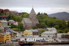 …w Nordlandet kirke…Foto: Anna Potapowicz