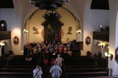 …gdzie organistą i dyrygentem chóru jest Peder Rensvik. Foto: Piotr Gawroński