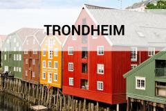 Norwegia 2009 - Trondheim