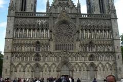 Świątynię budowano w latach 1070-1300 na wzór angielskiej katedry w Canterbury, lecz dzisiejszy kształt otrzymała w XIX w. Foto: Jerzy Ratajczak