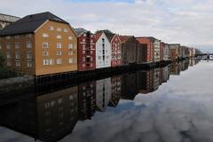 A to drugi symbol miasta – Bakklandet… Foto: Piotr Maculewicz