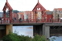 Gamle Bybro – zwodzony Stary Most. Foto: Andrzej Borzym