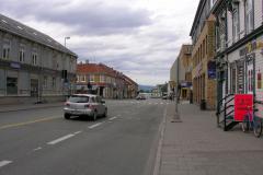 Trondheim to w sumie ciche miasteczko, choć ze 150 tysiącami ludzi jest trzecią metropolią Norwegii. Foto: Piotr Gawroński