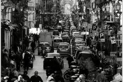 Dzisiejsza Katania to jednak miasto ludne i ruchliwe. Fot. Piotr Maculewicz