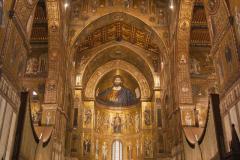 … to jeden z cudów śródziemnomorskiego świata, arcydzieło XII-wiecznej architektury arabsko-bizantyjsko-normandzkiej. Fot. Artur Mikołajewski