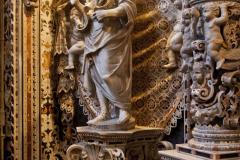…pełne wspaniałych zabytków sztuki sakralnej z późniejszych epok. Fot. Artur Mikołajewski