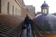 Z dachu katedry… Fot. Klaudia Kalita