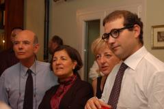 …razem z rodzicami i całą rodziną Messinów. Fot. Anna Potapowicz