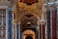 …od przerysowanego baroku (kościół Jezuitów - del Gesu)… Fot. Artur Mikołajewski
