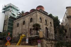 …po przebudowany z meczetu kościół San Cataldo,… Fot. Artur Mikołajewski