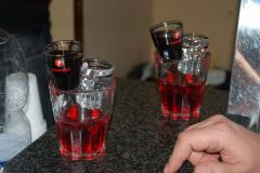 …serwują ulubione drinki. Fot. Anna Potapowicz