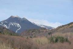 Tu Etna jeszcze w oddali. Fot. Piotr Boratyński