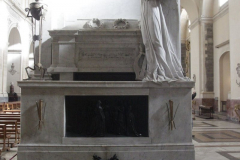 Grób Vincenzo Belliniego, ukochanego syna miasta, sławnego kompozytora… Fot. Artur Mikołajewski