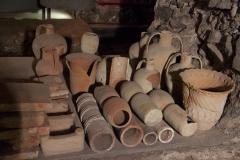 …aż w XVII w. jeden z architektów zbudował ściany puste w środku, wypełnione za to gruzem ceramicznym – były lekkie i elastyczne, odporne na wstrząsy. Fot. Artur Mikołajewski