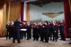 …w sali koncertowej Conservatorio Vincenzo Bellini – uczelni muzycznej, której początki sięgają XVI w. Fot. Klaudia Kalita