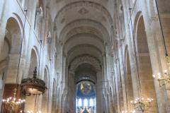 ...boć to największa romańska świątynia w Europie, zbudowana w latach 1080-1120. Fot. Maria Boratyńska